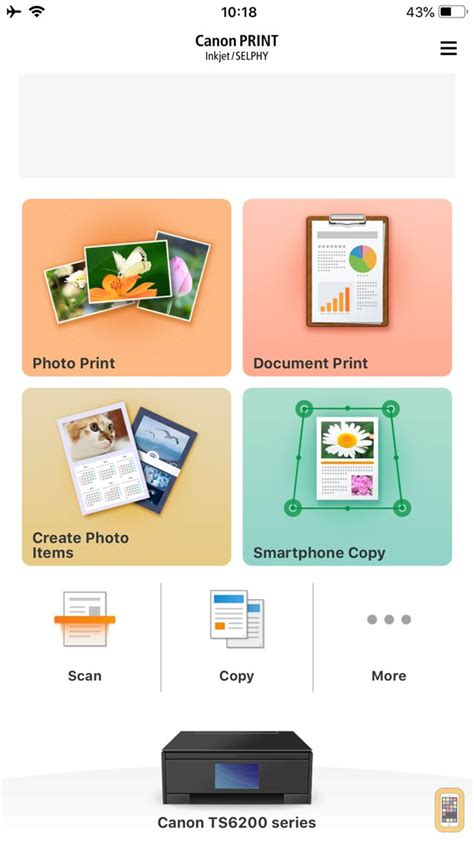 Canon PRINT Inkjet/SELPHY for iPhone & iPad - App Info