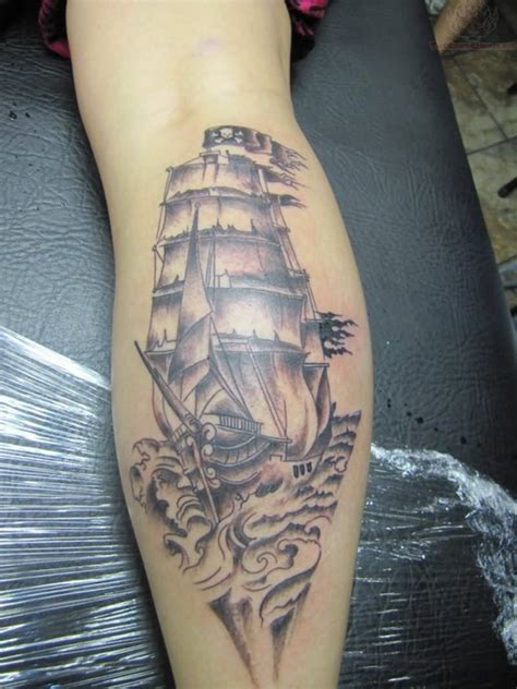 Pirate Tattoos Designs, Ideas and Meaning | Tattoos For You