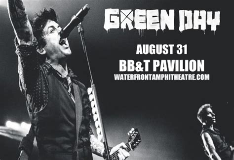 Green Day & Catfish and The Bottlemen Tickets | 31st