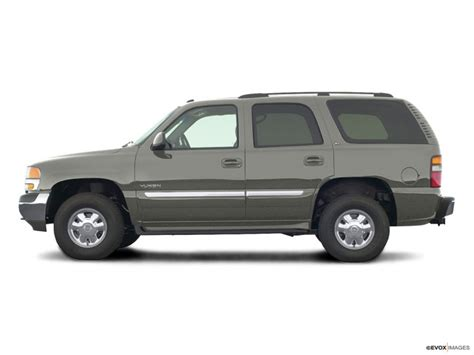 2003 GMC Yukon   Read Owner and Expert Reviews, Prices, Specs