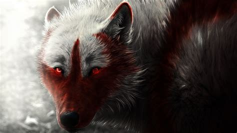 Arctic wolf Artwork Wallpapers | HD Wallpapers | ID #22519