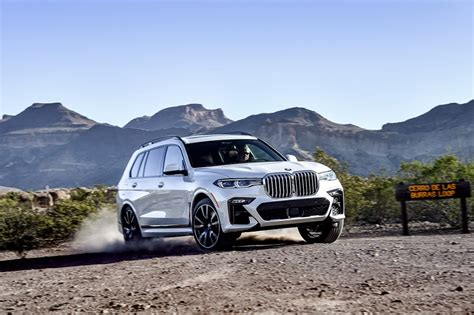 The new BMW X7 is big enough to live in - here's