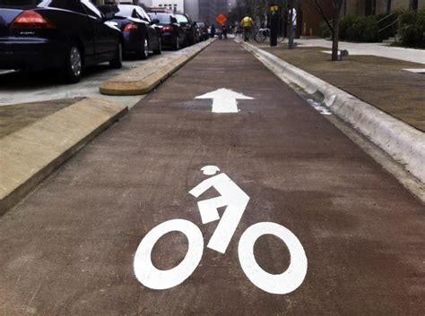 """What is a """"cycle track""""? 