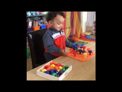 Buy Lalaboom Peg Board with 20pc Beads