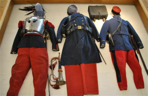 Why were French Uniforms sky blue | The History of: