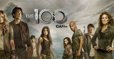 CW TV Series The 100