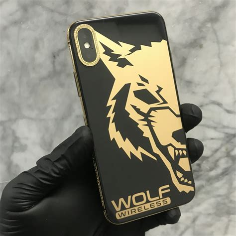 Pin by Wolf Customs on Custom iPhones | Personalized