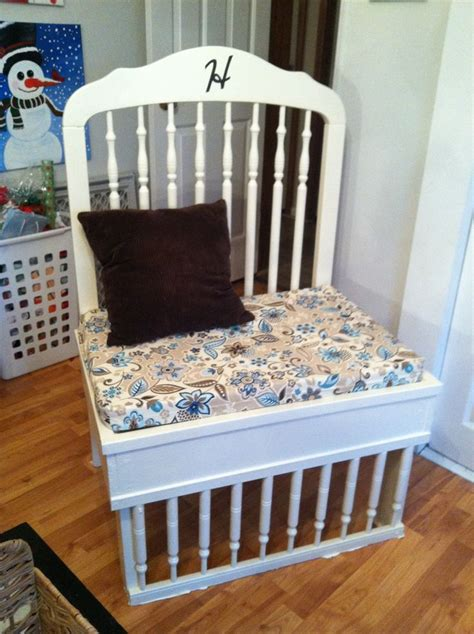 78 Best images about crib repurpose on Pinterest | Old