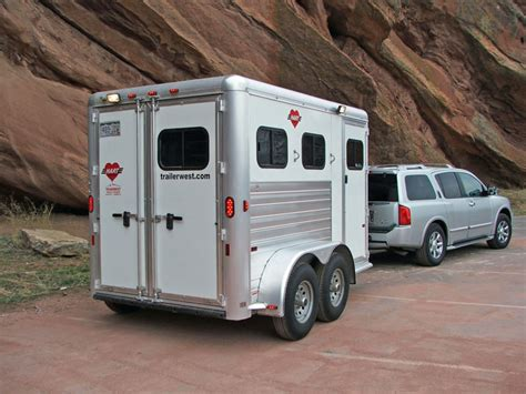 """""""Truck and SUV Reviews, Horse Trailer Articles, Horse"""